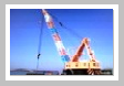 Floating Dock and Crane