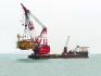 7000t crane barge 7000 ton floating crane barge sale rent charter sell