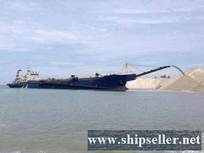 sand carrier dredger charter malaysia sand hopper dredger rent trailing suction hopper dredger indon