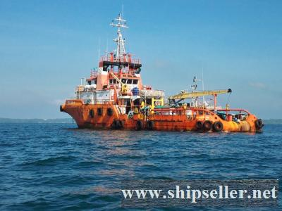 42m Anchor Handling and Towing / Offshore Support Vessel for sale!!
