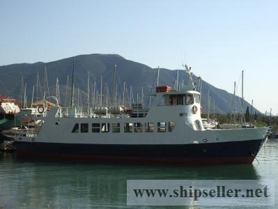DAY/PAX BOAT SUITABLE FOR SMALL DISTANCE DAY CRUISES / CREW / PATROL BOAT FOR SALE