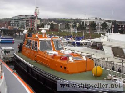 Halmatic Pilot Boat For Sale