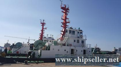 3200PS HARBOUR TUG FOR SALE(SDM-TB-163)