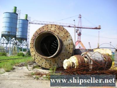 4000mt oversize scrap in Ukraine