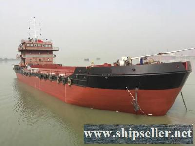 sell 1500cbm split hopper barge new 1500m3 hopper barge cheap