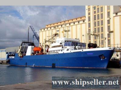 185. Big autonomy freezing trawler