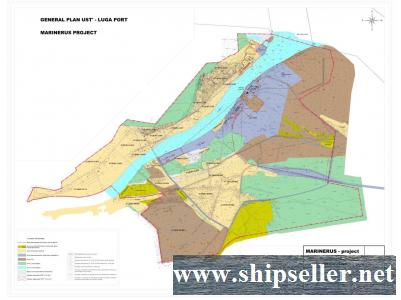 354. Port territory. Investment project