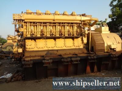 2nd hand Marine Propulsion Engines & Generators