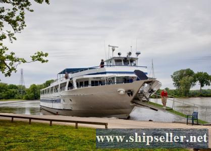 Cruise Ship Boutique style 76 passenger U.S. COI