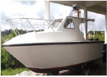 8.5 m 300HP FRP Speed Boat