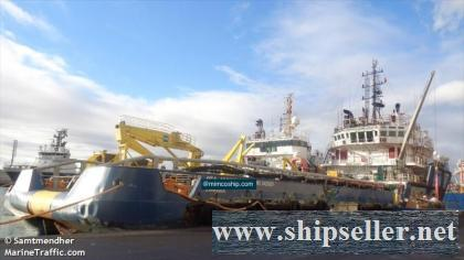 63.40 M 6800PS AHTS  DP1 SHIP FOR SALE