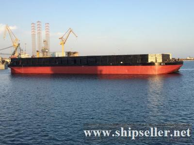 2400BHP TUG + 8500TON BARGE FOR SALE