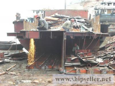 Buy ship scrap