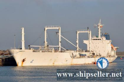 REF583/REEFER/1986-12/9937CBM/ USD 4.2 MILLION