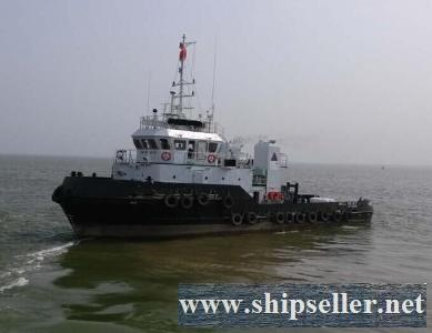 2000HP TUG BOAT (2 sister boats available)