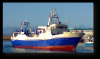 Wet fish stern trawlers 83 Blt for sale