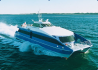 143P/1997built aluminum alloy catamaran passenger for sale